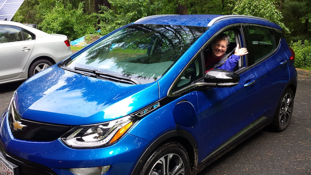 Rand and Carolyn B. Chevrolet Bolt