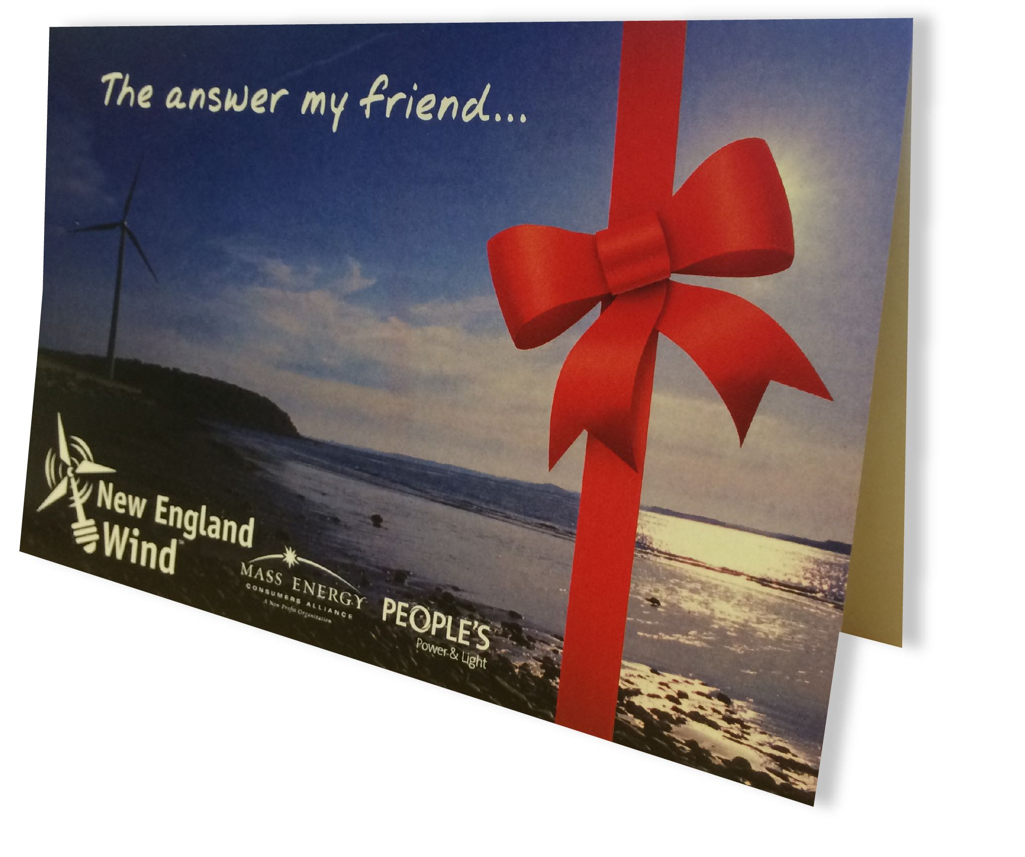 gift of wind card
